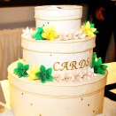 wedding-card-cake